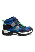 Waterproof boots - Cornflower blue - Kids | H&M CN 1