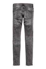 Super Skinny Low Jeans - Grey washed out - Men | H&M CN 3