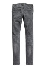 Super Skinny Low Jeans  - Nero Washed out - UOMO | H&M IT 2