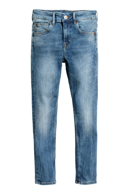 Skinny Fit Generous Size Jeans