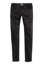 Skinny Low Jeans - Denim nero -  | H&M IT 2