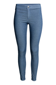 Treggings super-elasticizzati