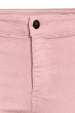 Superstretch treggings - Pink -  | H&M CN 4