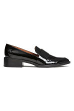 Patent loafers - Black - Ladies | H&M CN 2