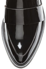 Patent loafers - Black - Ladies | H&M CN 4