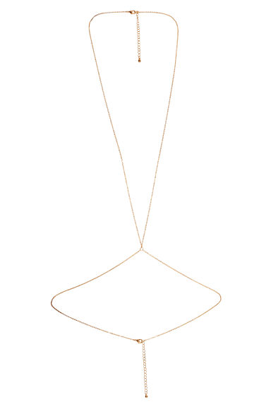 Body jewellery - Gold - Ladies | H&M CN 1
