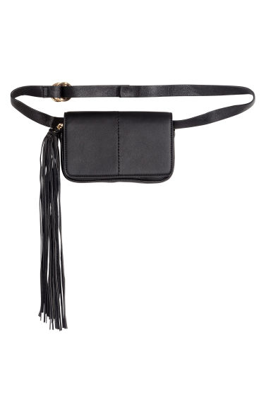 Small waist bag - Black - Ladies | H&M GB