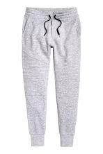 Biker joggers - Grey - Men | H&M CN 1