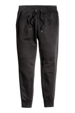 Biker joggers - Black - Men | H&M CN 2