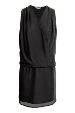 MAMA Nursing dress - Black - Ladies | H&M CN 3