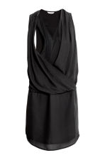 MAMA Nursing dress - Black - Ladies | H&M CN 4