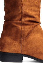 Knee-high boots - Camel - Ladies | H&M CN 4
