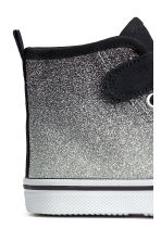 Glittery trainers - Silver/Star Wars - Kids | H&M CN 4