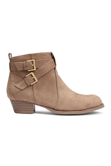 Ankle boots - Beige - Kids | H&M CN 1