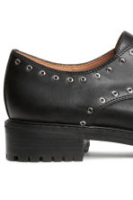 Shoes with chunky soles - Black - Ladies | H&M CN 5
