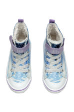 Scarpe da basket foderate - Blu/Frozen - BAMBINO | H&M IT 2