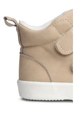 Hi-top trainers - Light beige - Kids | H&M CN 4