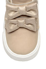 Hi-top trainers - Light beige - Kids | H&M CN 3