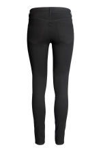 Super Skinny Regular Jeans - Black denim - Ladies | H&M 3