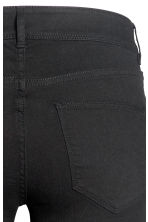 Super Skinny Regular Jeans - Black denim - Ladies | H&M 4