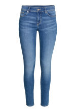 Super Skinny Regular Jeans - Denim blue - Ladies | H&M CN 2