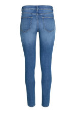 Super Skinny Regular Jeans - Denim blue - Ladies | H&M 3