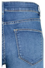 Super Skinny Regular Jeans - Denimblå - Ladies | H&M FI 4