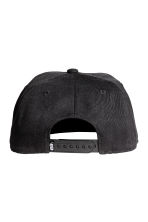 Cap - Black/Los Angeles - Men | H&M CN 2