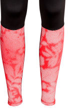 Running tights - Black/Coral - Ladies | H&M CN 4