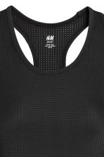 Sports top - Black - Ladies | H&M CN 3