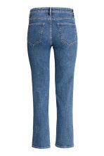 Straight Regular Ankle Jeans - Denim blue - Ladies | H&M GB 3