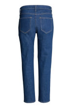 Straight Regular Ankle Jeans - Blu denim scuro - DONNA | H&M IT 3