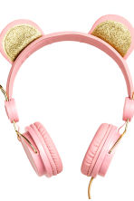 Headphones - Light pink - Kids | H&M CN 2