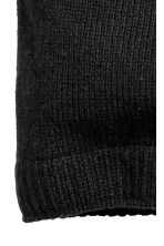 Ribbed hat - Black - Men | H&M CN 2