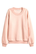 Sweatshirt - Powder pink - Ladies | H&M 2