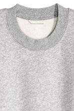Sweatshirt - Grey marl - Ladies | H&M CN 3