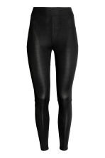 Jersey leggings - Black - Ladies | H&M CN 1