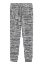 Joggers - Dark grey marl - Kids | H&M CN 2