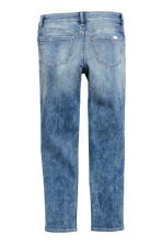 Relaxed Generous Fit Jeans - Denim blue - Kids | H&M CN 2