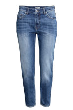 Girlfriend Jeans - Denim blue - Ladies | H&M CN 2