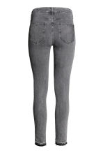 Slim Patchwork Jeans - 灰色 - Ladies | H&M CN 3