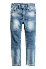 Reinforced Skinny Fit Jeans - Denim blue - Kids | H&M CN 2