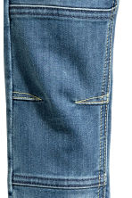 Skinny Fit Jeans rinforzati - Blu denim - BAMBINO | H&M IT 4