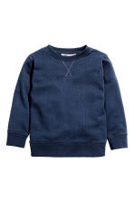 運動衫 - Dark blue - Kids | H&M 2