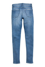 Super Skinny Fit Biker Jeans - Denim blue - Kids | H&M CN 3