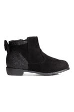 Ankle boots - Black - Kids | H&M CN 2