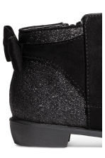 Ankle boots - Black - Kids | H&M CN 5