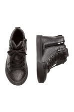 Hi-top trainers - Black - Kids | H&M CN 2