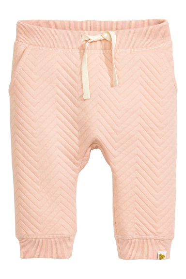 Sweatpants - Powder pink - Kids | H&M CN 1