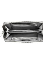 Zipped purse - Silver - Ladies | H&M CN 3